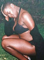 Picture selection of sexy amateur kinky black chicks
