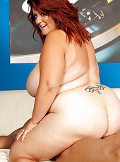 Live On-air Sex With Jade Parker At Radio K-jugs