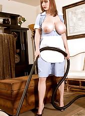 Cummin Cleaning Lady
