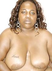 Ebony BBW Tanggi Has Her Crack Creamed
