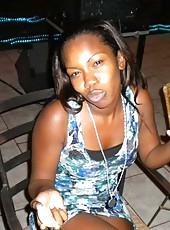 Photo gallery of fine sexy kinky amateur black GFs