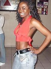 Photo collection of various amateur sexy ebony bitches
