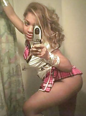 Compilation of different selfshooting ebony babes