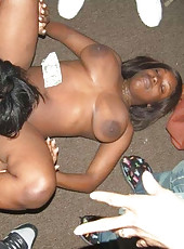 Naked ebony babes picture collection