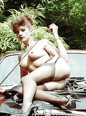 Nylons mistress