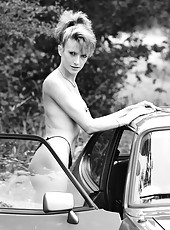 Vintage lady sonia