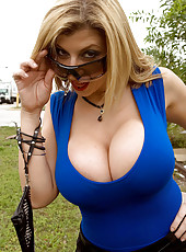 Sara Jay Is A Big-titted Hooker
