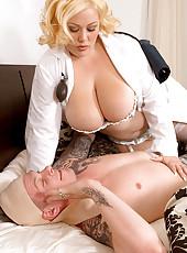 The Plump Nurse From Hooter Hospital