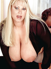 Why Samantha 38g Is The Greatest Plumper Ever