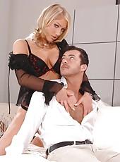 Dionne enjoys sex and a blowbang