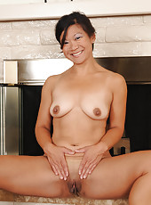 Hot Asian Mature