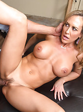 Brandi Love will do anything for this new acting gig including fucking the hiring guy.