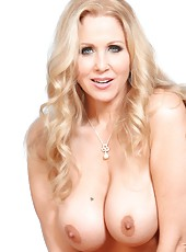 Julia Ann bends over and wants a dick!