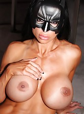 Jewels Jade is a dominating bat girl!