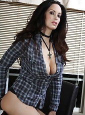 The morning after a hot night out and a super hot hook up, Nikki Nova looks hot!