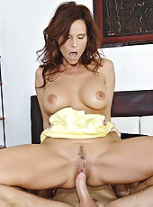 Fine ass mini skirt milf at cafe picked up gets her box crushed face cumfaced hot sexxx