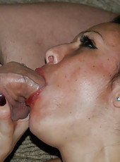 Dirty soccer mom gets some much needed cock from the hunter