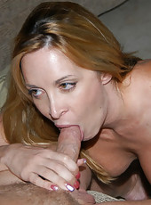 Huge titied milf shows us that age aint nothin but a number