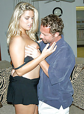 Thick blonde milf gets some cock like she hasnt had in a long time
