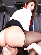 Hot juicy babes hardcore sex