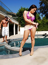 Come see amazing big titty babe jasmine get all her hot curves fucked hard by the pool guy