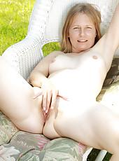 Masturbating Milf