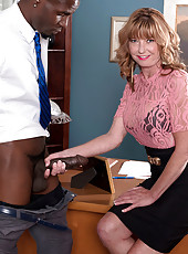 The Boss Loves Big, Black Cock