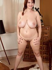 Vanessas Breast Growth Spurt!