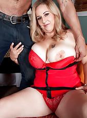 Big Tits & Slammin Sex