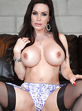 Diamond Foxxx strip tease and more