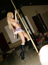 Gina Lynn horny and nude