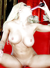 Gina Lynn Strips And Toys