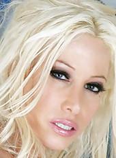 Busty Blonde Gina Lynn Photos