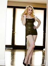 Kagney Linn Karter in lingerie
