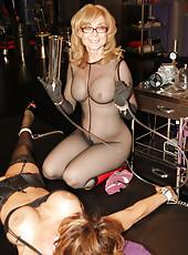 Deauxma with Nina Hartley
