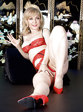 Nina Hartley lingerie daydream
