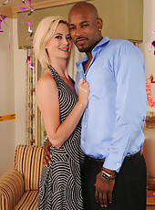 Hot milf Camryn Cross forced by black guy to hardcore interracial sex