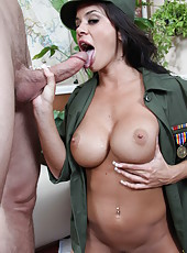 Hardcore dictator with huge breast Savannah Stern could be very good girl