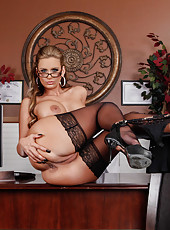 Huge powerful ass, large sweet tits and passionate strip by hot mature Phoenix Marie