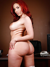 Perfect milfs with big tits Kelly Divine and Sativa Rose spread their hot pussies
