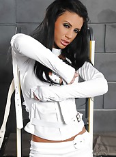 Hardcore bombshell with perfect big tits Mya Nichole needs to be fucked sweet
