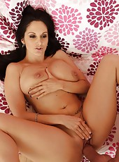 Horny milf Ava Addams getting some fucking action with her newest boyfriend