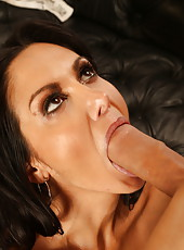 Ava Addams is one sparkling brunette babes that likes to suck some cocks