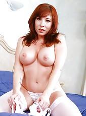 Stunning slut Brittany O