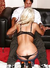 Seductive cougar Michelle McLaren is having the most spectacular sex