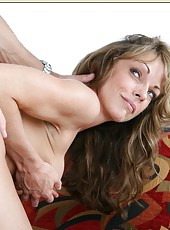 Perfect whore Shayla LaVeaux enjoys swallowing and riding hard daggers