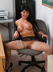 Horny busty milf Mahina Zaltana is ready for a hardcore fuck