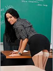 Fat student