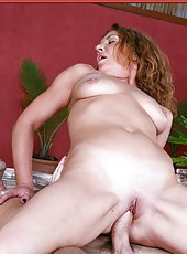 Alex Nevada spreads her sexy legs for an awesome fuck with her neighbor
