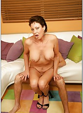 Demonic milf Vanessa Videl loves to be drilled hard and creampied